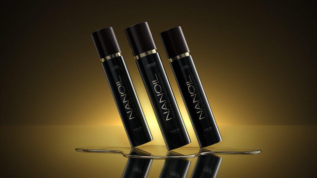 Nanoil - Haarregeneration förderndes Öl
